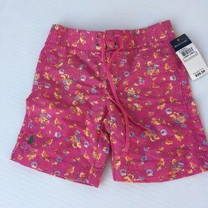 Ralph Lauren Floral Bermuda Shorts